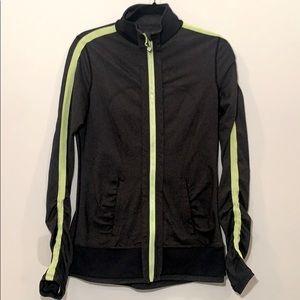 Lululemon zip up track jacket excellent condition